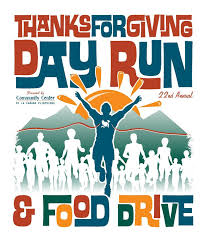 22nd annual thanksgiving day run food drive tickets thu nov 26