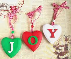 christmas joy heart decorations 3 rustic wooden christmas u2026 flickr