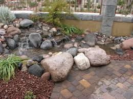 Desert Landscape Ideas For Backyards Backyard Desert Landscaping Ideas Simple Backyard Landscaping