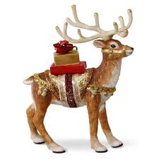 s reindeer ornament keepsake ornaments hallmark