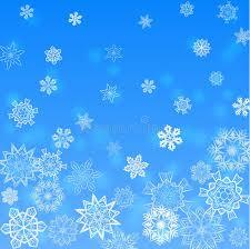 falling snowflake christmas lights christmas light blue square background falling snowflakes stock