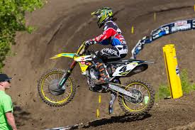 ama motocross riders o u0027neal europe baggett 3rd overall after round 4