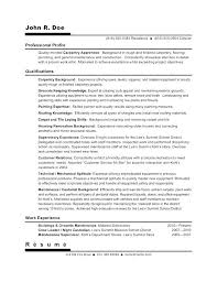supervisor resume exles carpenter resume exles carpenter resume exle carpenter