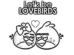 angry birds falling love coloring pages batch coloring