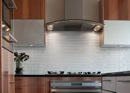 subway tile backsplash ideas for the kitchen bright glass tile backsplash the modern designs glass tile