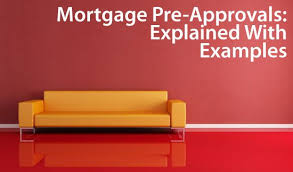 mortgage pre qualifications are good but pre approvals are better