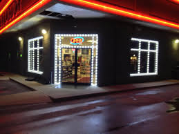 39 4inch square white r g b y led window border lights system k
