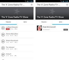 zone apk the x zone radio tv show apk version 4 2 5
