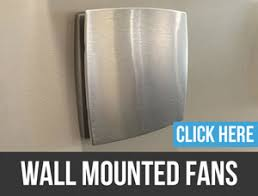 bathroom wall exhaust fan bathroom exhaust fans pure ventilation