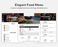dina restaurant bar cafe food wordpress theme by matchthemes
