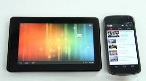 android tablet comparison android 4 ics ui tablet vs phone user interface comparison