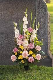 cemetery flower arrangements cemetery cone san francisco funeral flowers colma funeral