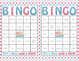 baby shower gift bingo blank baby shower gift bingo cards baby shower bingo baby shower diy