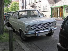 1970 opel kadett rallye opel kadett b