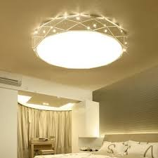 Flush Mounted Ceiling Lights by Everflower Modern Simple Led Flush Mount Ceiling Light With Max