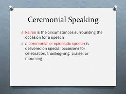 speaking chapter eighteen ppt