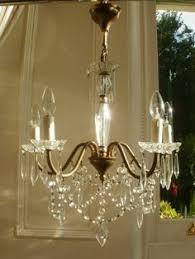 Chandelier Pinterest Vintage French Rococo Brass U0026 Crystal Chandelier Chandeliers
