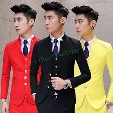 korean slim fit suit ebay