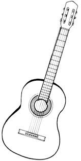 guitar coloring pages to print guitar coloring pages 9 coloring pages for adults pinterest