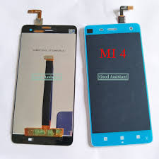 Lcd Mi4c 100 Tested High Quality For Xiaomi Mi4c Mi4 Mi4i Lcd Display Touch