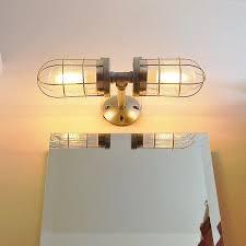 Industrial Bathroom Vanity Lighting Industrial Bathroom Vanity Lighting Bamboo Dining Chairs Besides