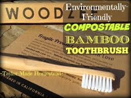 Texas Travel Toothbrush images Compostable bamboo toothbrush jpg