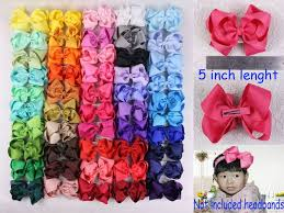 wholesale hairbows 22 best wholesale lot hair bows images on baby