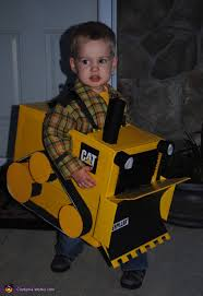 Tow Mater Halloween Costume Bulldozer Costume Halloween Costume Contest Costume