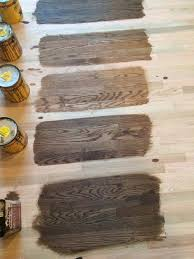 need to choose a stain by tomorrow for oak floors