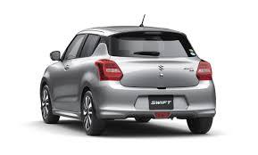2017 suzuki swift revealed 1 0l turbo confirmed performancedrive