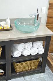 Replace Bathroom Vanity by Vanities Diy Sink Vanity Do It Yourself Bathroom Vanity Top Diy