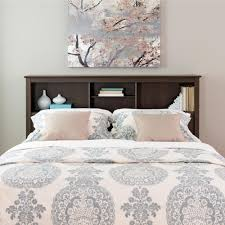 Discount Bed Frames And Headboards Prepac Fremont Espresso Headboard Esh 6643 The Home