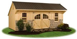 shed style shed styles pine creek structures
