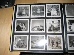 Vintage Scrapbook Album Photo Organization The Joyful Organizer