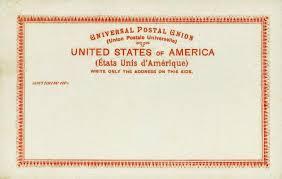 Apply Universal Postal Union International Letter Writing Metropostcard History Of Postcards 1873 1897