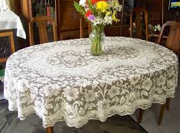 How To Make A Fitted Tablecloth For A Rectangular Table The 25 Best Oval Tablecloth Ideas On Pinterest Drapery Ideas