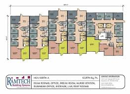 doctor office floor plan medical floorplans ramtech