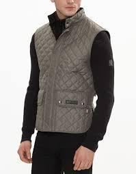 motorcycle waistcoat the waistcoat men u0027s quilted jackets belstaff