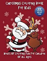 christmas coloring activity books kids rhythms play