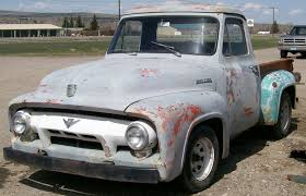 ford 1954 truck 1954 ford f 100 1 2 ton truck 302 v 8 for sale