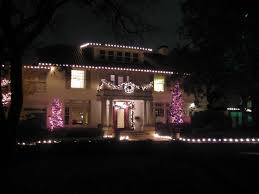 christmas light installations in dallas park cities plano