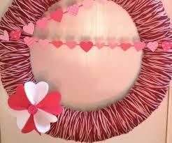 valentines day wreaths 23 lovely diy s day wreaths diy