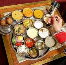 cuisine rajasthan all about the rajasthani thali shah rukh khan recently tasted