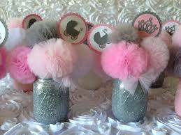 pink and grey baby shower pink and grey baby shower decorations 370
