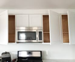 Kitchen Wall Cabinet Plans Ana White 45