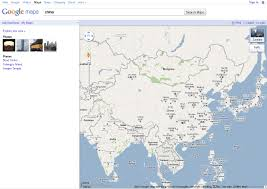 Wuhan China Map by Google Applies For License To Continue Mapping China Cnet