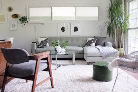 Rug In Living Room 7 Ways To Soundproof A Noisy Apartment 6sqft
