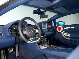 Lamborghini Gallardo Blue - lamborghini donates new gallardo lp560 4 polizia to italian police
