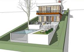green architecture house plans house of the month house ocho sustainable living in the santa