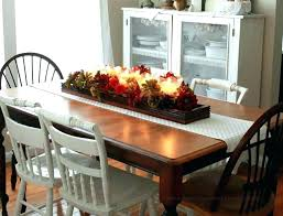 rustic centerpieces for dining room tables simple dining table decorating ideas simple dining table